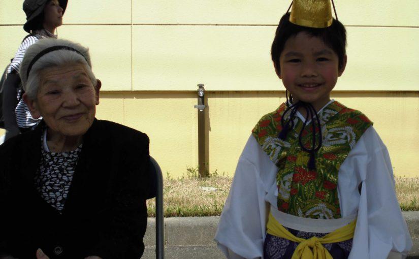 諏訪神社春季大祭・大名行列