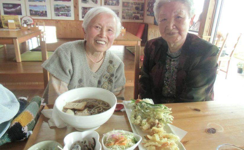菅畑の農村レストランにて外食をしてきました。