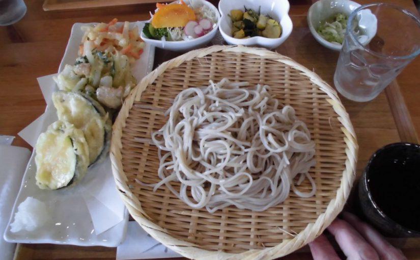 菅畑レストランへ