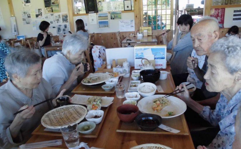 外食ツアーin菅畑レストラン